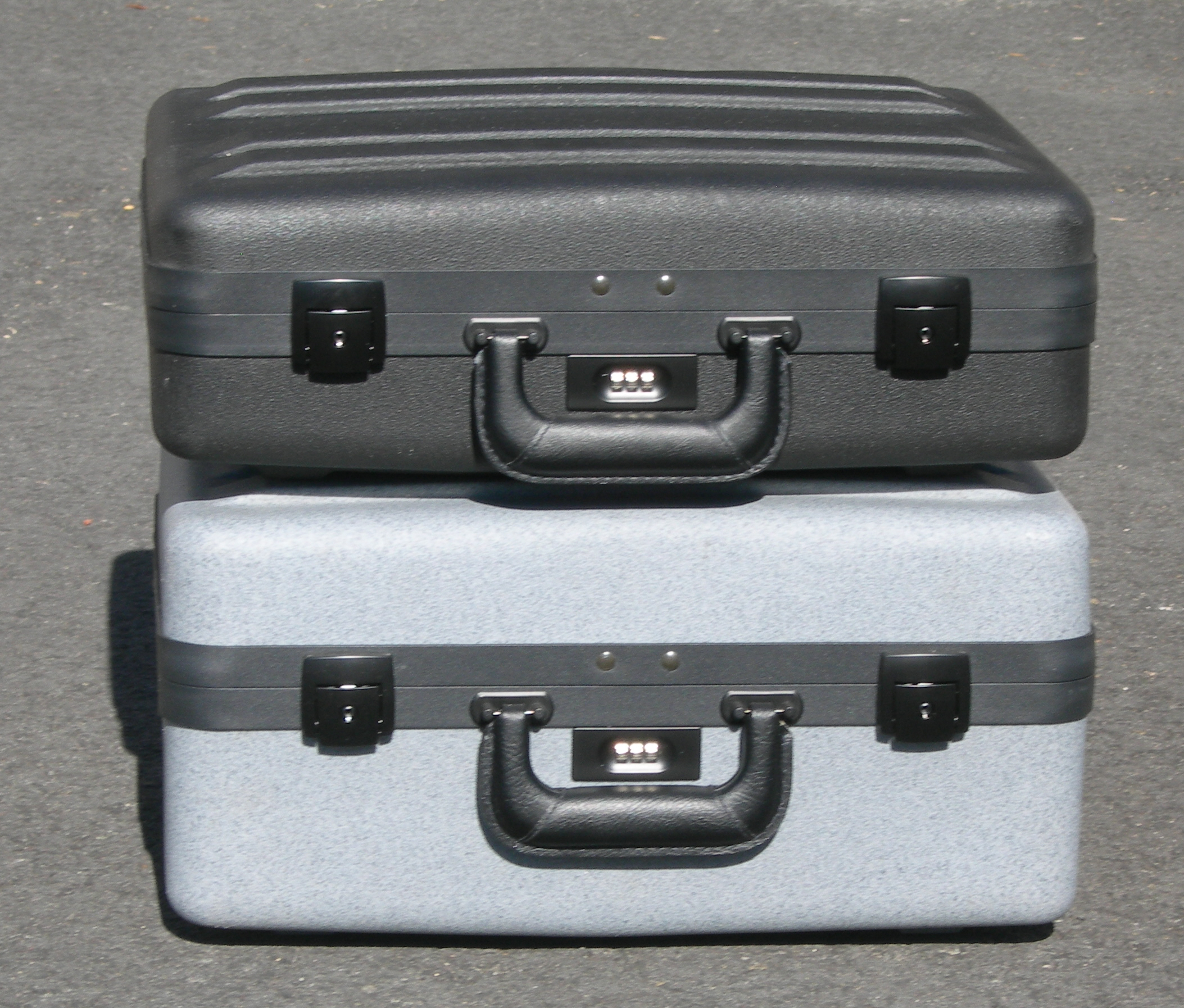 RC Toolkit cases lockable