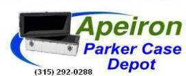 Parker Shipping Containers from Apeiron many sizes, all applications.