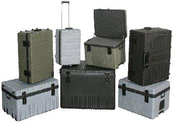RR Series Cases - No Foam