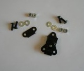 001 DX Replacement Twist Latches - Set of 2