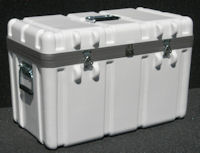 SC2513-15FF Parker Shipping Case - Foam Filled