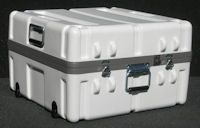 TSW2222-13FF Shipping Case - Wheels/Filled