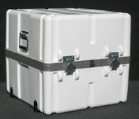 TSW2222-21 Shipping Case - Wheels/No Foam