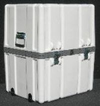 SW2318-28TFF Transit case - Wheels/Filled