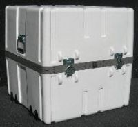 SW2626-26TFF Transit case - Wheels/Filled