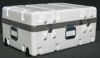 SW2719-12FF Shipping Case - Wheels/Filled