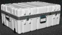 SW3023-12FF Shipping Case - Wheels/Filled