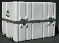 SW3425-26TFF Transit case - Wheels/Filled