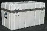 SW3518-155 Shipping Case - Wheels/Lined