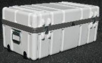 SW3518-15LF Shipping Case - Wheels/Lined