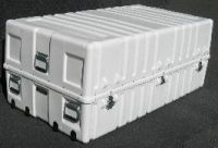 SW5730-22TFF Transit case - Wheels/Filled